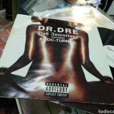 Discos de vinilo: DR. DRE MAXI BAD INTENTIONS 2001. Lote 146538417