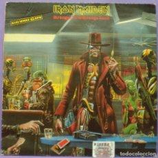 Discos de vinilo: IRON MAIDEN - STRANGER IN A STRANGE LAND - MAXI SINGLE 12' EDICIÓN ESPAÑOLA 1986. Lote 146554226