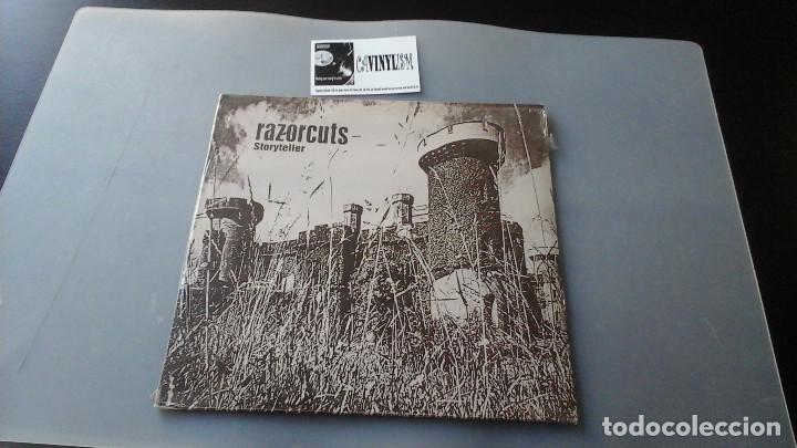 RAZORCUTS ?– STORYTELLER LP GRABACIONES ACCIDENTALES ?– GA-206 - AUN PRECINTADO (Música - Discos - LP Vinilo - Pop - Rock Extranjero de los 90 a la actualidad)