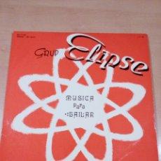 Discos de vinilo: GRUP ELIPSE MUSICA PARA BAILAR VOLUMEN 3 - BUEN ESTADO - VER FOTOS . Lote 161425889
