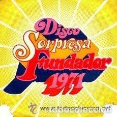 Discos de vinilo: FUNDADOR 10.231 - MARI TRINI – MAÑANA / VALS DE OTOÑO / DÉJAME / VIVE - EP 1971. Lote 146575542