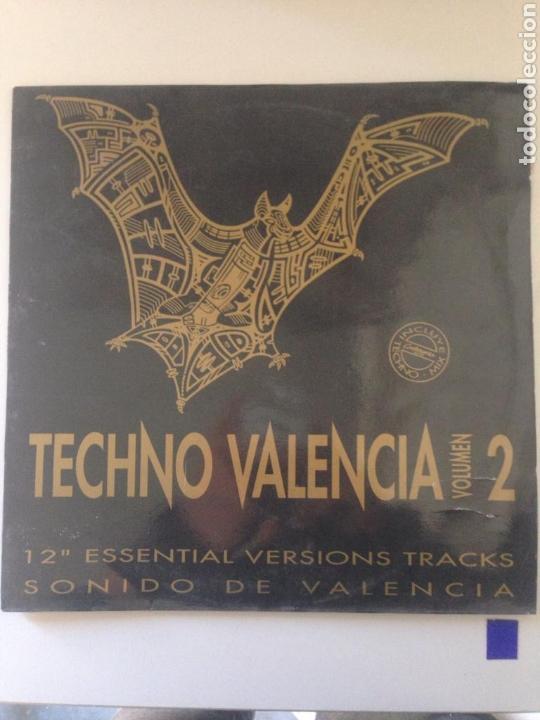 TECNO VALENCIA VOL.2 (Musik - Vinyl-Schallplatten - LP - Techno, Trance und House)