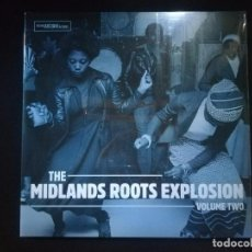 Discos de vinilo: VARIOS-THE MIDLANDS ROOTS EXPLOSION. Lote 146626226