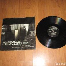 Discos de vinilo: BLACKSTREET - DON´T LEAVE ME - MAXI - ITALIA - ZAC RECORDS - IBL . Lote 146642534