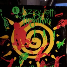 Discos de vinilo: DJ JAZZY JEFF&THE FRESH PRINCE SUMMERTIME. Lote 146656205