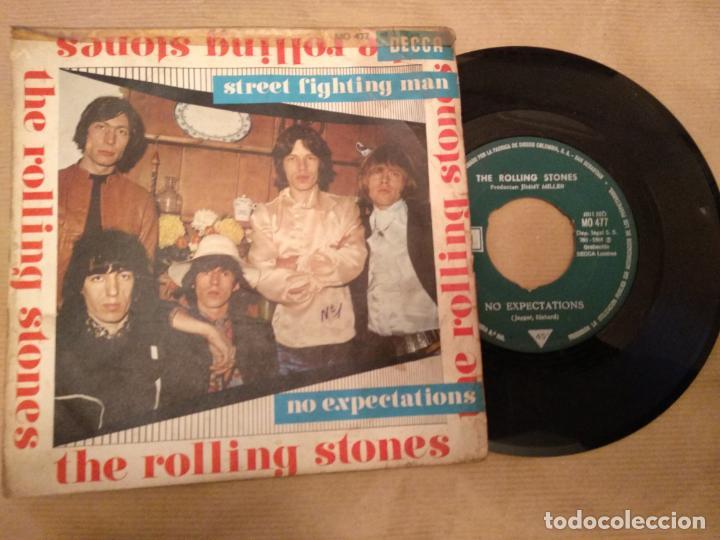 rolling stones street fighting man single