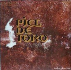 Discos de vinilo: LOS RELAMPAGOS.PIEL DE TORO. LP ORIGINAL PORTADA ABIERTA.. Lote 146664718