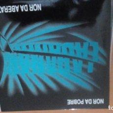 Discos de vinilo: LABANAK LABANAK EP INSERTO. Lote 146669002