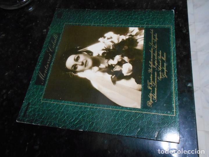 VINILO DE MONSERRAT CABALLE AÑO 1974 MUY BIEN CONSERVADO (Música - Discos de Vinilo - EPs - Clásica, Ópera, Zarzuela y Marchas)