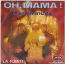 Discos de vinilo: LOS BRINCOS - OH, MAMA! ( EDITADO EN FRANCIA ). Lote 146687450