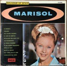 Discos de vinilo: MARISOL - SOUVENIR OF SPAIN (LP EDITADO EN HOLANDA). Lote 146689766