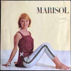 Discos de vinilo: MARISOL - BEST STARS ( LP EDITADO EN JAPÓN ). Lote 146689846