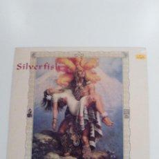 Discos de vinilo: SILVERFISH ORGAN FAN LP + SINGLE ( 1992 CREATION RECORDS FRANCE ) INDIE ROCK. Lote 146697850
