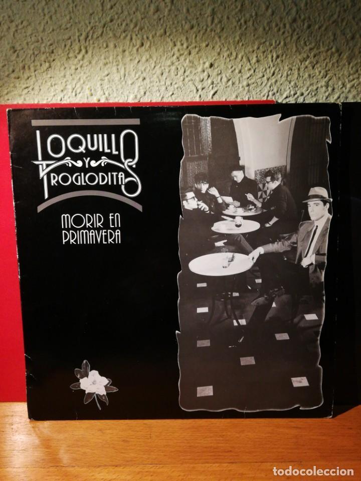 LOQUILLO Y LOS TROGLODITAS (Música - Discos - LP Vinilo - Grupos Españoles de los 70 y 80)