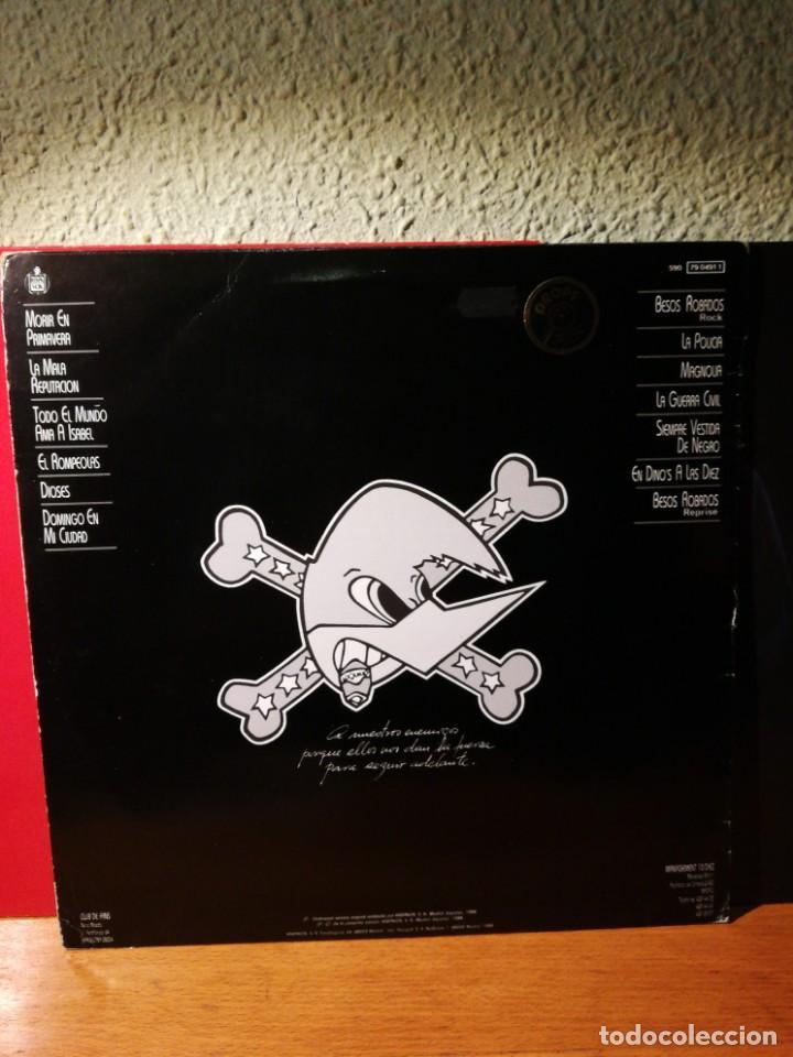 Discos de vinilo: LOQUILLO Y LOS TROGLODITAS - Foto 2 - 146705038