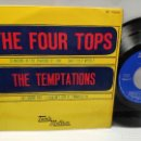 Discos de vinilo: THE FOUR TOPS / THE TEMPTATIONS - EP SPAIN PS - STANDING IN THE SHADOW OF LOVE * TAMLA MOTOWN M-7000. Lote 146710670