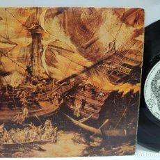 Discos de vinilo: LOS NIKIS - EP SPAIN PS - EX * SANGRE EN EL MUSEO DE CERA * LOLLIPOP 003 * AÑO 1982. Lote 146716682