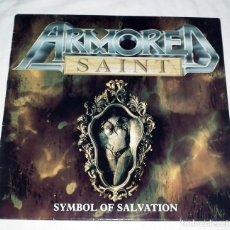 Discos de vinilo: LP ARMORED SAINT - SYMBOL OF SALVATION. Lote 146719574