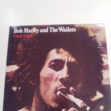 Discos de vinilo: BOB MARLEY & THE WAILERS CATCH A FIRE ( 1973 ISLAND ESPAÑA 1978 ) BUEN ESTADO GENERAL. Lote 146725846