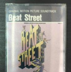 Discos de vinilo: BEAT STREET ORIGINAL MOTION - VOLUME 1 ATLANTIC ? 780 154-4 SPAIN CASSETTE CASETE PRECINTADO. Lote 146736082