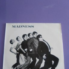 Discos de vinilo: JOYA LP.SKA ROCKS STEADY. MADNESS - ONE STEP BEYOND...AÑO. 1986 SPAIN VIRGIN E 207 373.. Lote 146753430