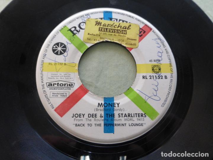 Discos de vinilo: Joey Dee & The Starliters – Everytime (I Think About You) RARA EDICIÓN HOLANDESA. RL 21152 - Foto 3 - 146769162