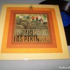 Discos de vinilo: LOS PEKENIKES - LO MEJOR DE LOS PEKENIKES ...LP DE 1973 - EDICION ORIGINAL - HISPAVOX. Lote 146784318