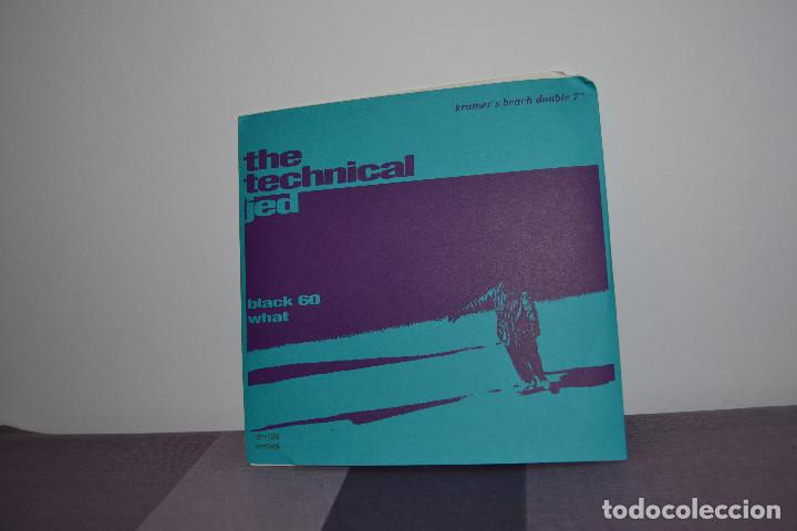 THE TECHNICAL JED (Música - Discos de Vinilo - Maxi Singles - Electrónica, Avantgarde y Experimental)