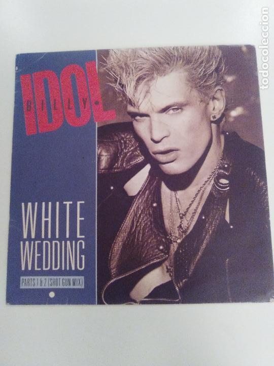 Billy Idol White Wedding Parts 1 2 Mega Ido Sold Through