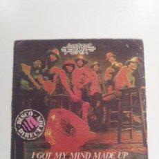 Discos de vinilo: INSTANT FUNK I GOT MY MIND MADE UP / WIDE WORLD OF SPORTS ( 1979 SALSOUL SP ) . Lote 146803162