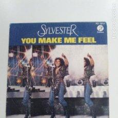 Discos de vinilo: SYLVESTER YOU MAKE ME FEEL / GRATEFUL ( 1978 FANTASY HISPAVOX ESPAÑA ). Lote 146805850
