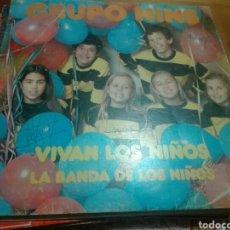 Discos de vinilo: FIRMADO!!DISCO VINILO GRUPO NINS. Lote 146806582