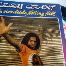 Discos de vinilo: SINGLE (VINILO) DE EDDY GRANT AÑOS 80. Lote 146825190