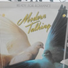 Discos de vinilo: MODERN TALKING.READY FOR ROMANCE #. Lote 175398768