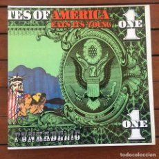 Discos de vinilo: FUNKADELIC - AMERICA EATS ITS YOUNG . DOBLE LP . 1991 GERMANY. Lote 146853230