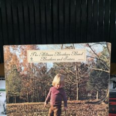 Discos de vinilo: THE ALLMAN BROTHERS BAND. BROTHERS AND SISTERS. Lote 146854520