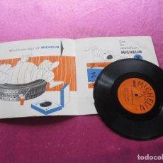 Discos de vinilo: MICHELIN X - SINGLE PUBLICITARIO. Lote 146876382