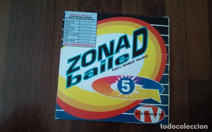 ZONA D BAILE 5-DOBLE LP (Música - Discos - LP Vinilo - Techno, Trance y House)