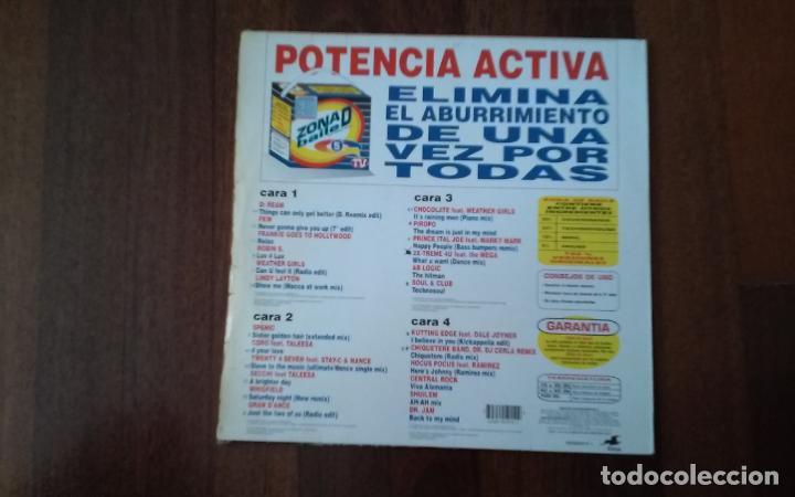 Discos de vinilo: Zona d baile 5-doble lp - Foto 2 - 146883038