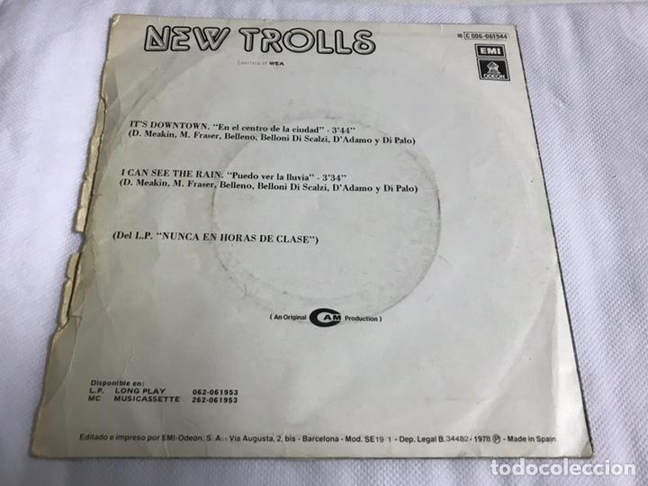 Discos de vinilo: EP NEW TROLLS. IT'S DOWN TOWN - Foto 2 - 146883765