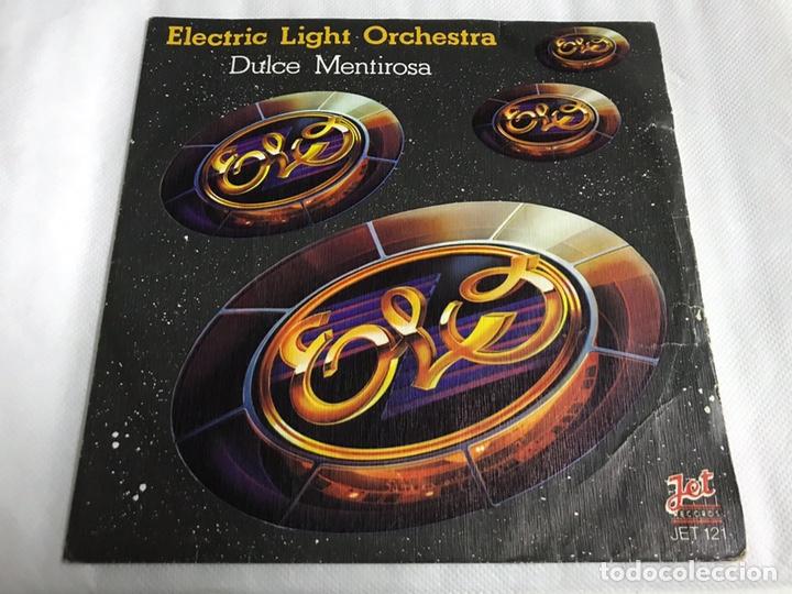 EP ELECTRIC LIGHT ORCHESTRA. DULCE MENTIROSA (Música - Discos de Vinilo - EPs - Pop - Rock Extranjero de los 70)