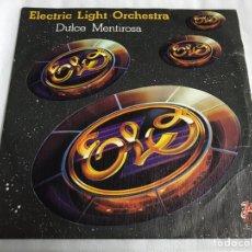 Discos de vinilo: EP ELECTRIC LIGHT ORCHESTRA. DULCE MENTIROSA. Lote 146884776