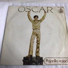 Discos de vinilo: EP OSCAR. PAJARILLO VOLADOR. Lote 146885520