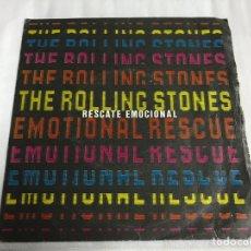 Discos de vinilo: EP ROLLING STONES. RESCATE EMOCIONAL. Lote 146885913