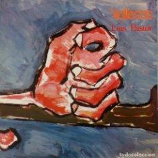 Discos de vinilo: LUIS PASTOR.VALLECAS. LP ORIGINAL PORTADA ABIERTA. Lote 146889050