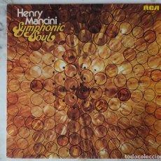 Discos de vinilo: HENRY MANCINI. SYMPHONIC SOUL. LP ESPAÑA. Lote 146893538