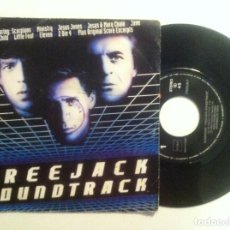 Discos de vinilo: SCORPIONS - FREEJACK SOUNDTRACK - SINGLE PROMOCIONAL 1992 - MERCURY. Lote 146901702