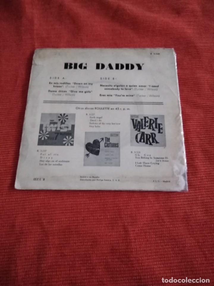 Discos de vinilo: Big Daddy EP Roulette R. 3230 - Foto 2 - 146903710