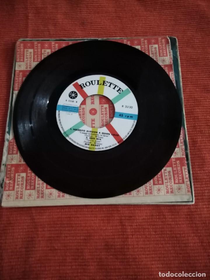 Discos de vinilo: Big Daddy EP Roulette R. 3230 - Foto 4 - 146903710