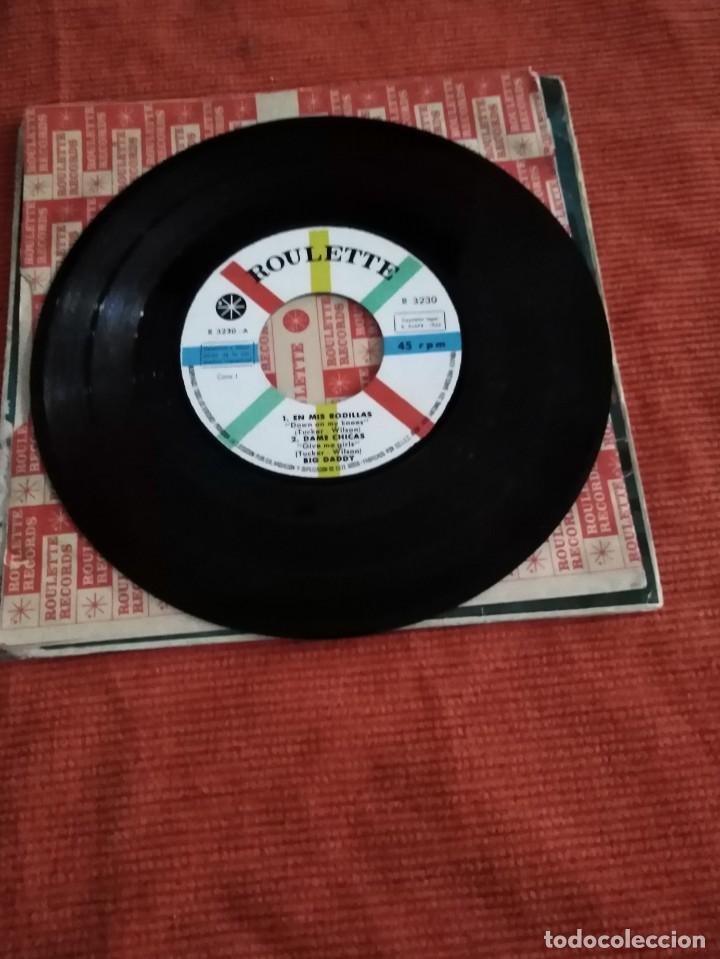 Discos de vinilo: Big Daddy EP Roulette R. 3230 - Foto 5 - 146903710